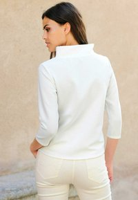 Alba Moda - Long sleeved top - off-white - 7