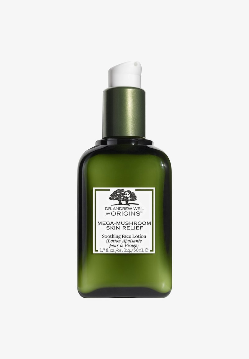 Origins - DR. WEIL MEGA-MUSHROOM SKIN RELIEF SOOTHING FACE LOTION 50ML - Face cream - -