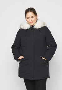 Evans - PADDED - Winter jacket - navy - 0
