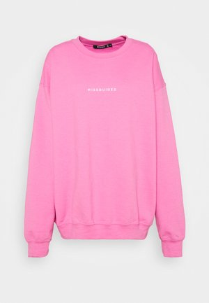 GRAPHIC - Sweatshirt - pink