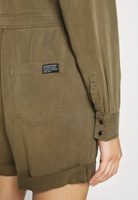 Superdry - PLAYSUIT - Overal - khaki - 3