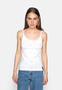 Kappa - IDUNA - Top - bright white - 0