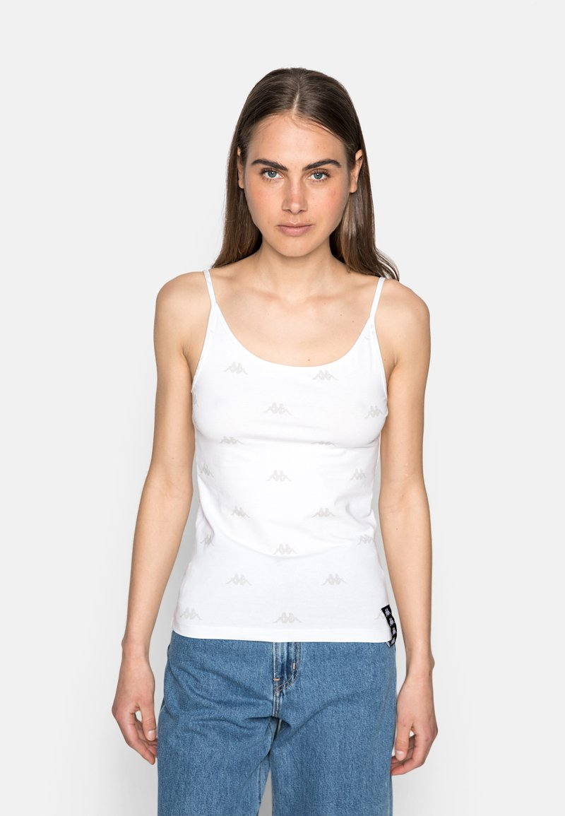Kappa - IDUNA - Top - bright white