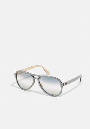 Sunglasses - light grey blue/light brown