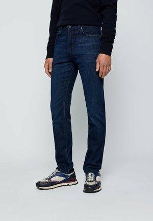 ALBANY - Slim fit jeans - dark blue