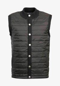 Barbour - Waistcoat - black - 5