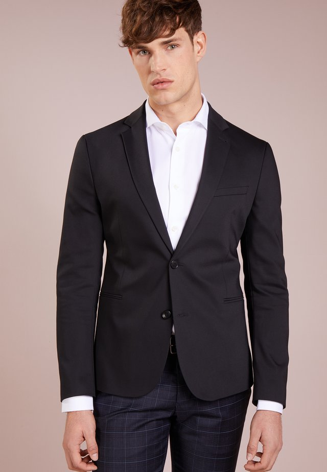 HURLEY - Suit jacket - black
