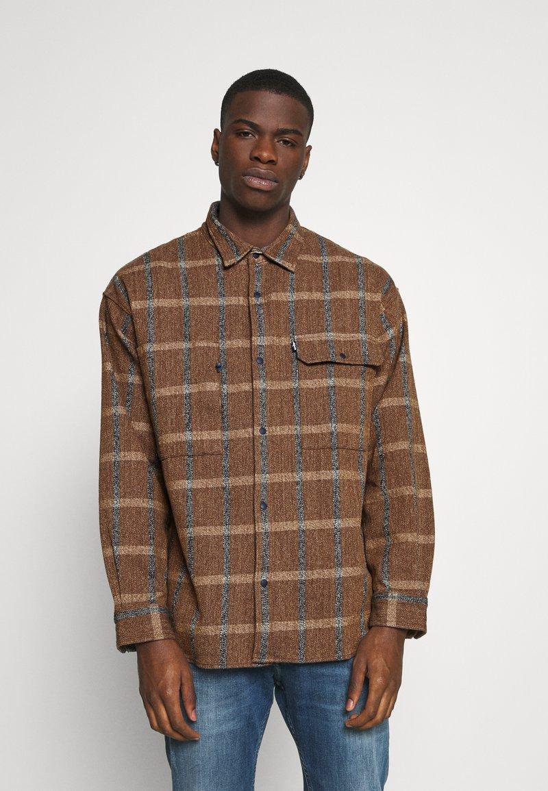 Levi's® Made & Crafted - MOUNTAIN  - Skjorta - fuji moj multi