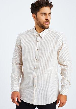 Overhemd - ecru/beige
