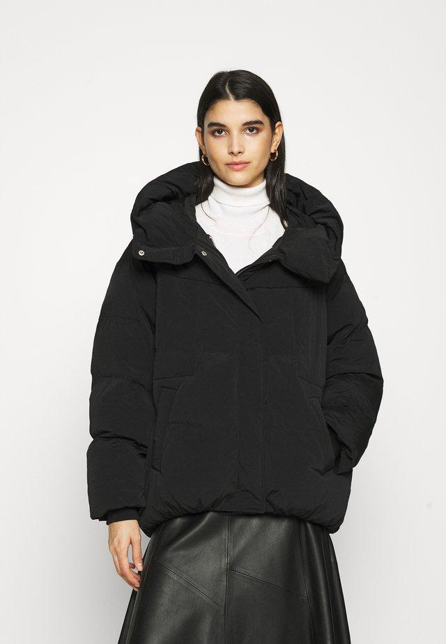 OUTERWEAR - Winter jacket - black