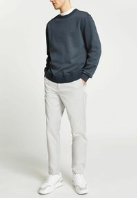 River Island - Trousers - stone - 1