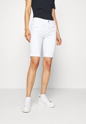 VENICE SLIM BERMUDA  - Shorts - white