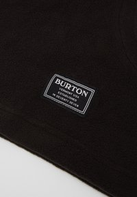 Burton - BURKE HOOD CASTLEROCK - Beanie - true black - 2