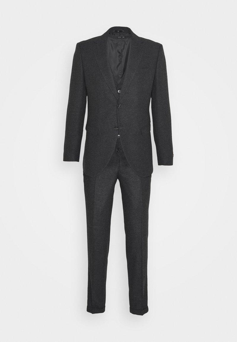 Jack & Jones PREMIUM - JPRBLATARALLO 3 PIECE SUIT - Suit - dark grey