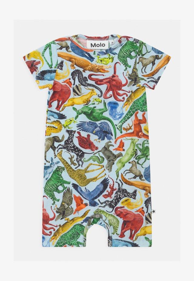 FELTON - Tuta jumpsuit - green