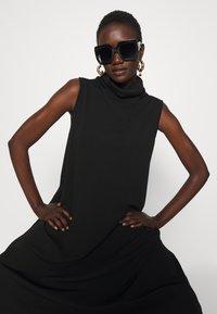 Max Mara Leisure - FANTINO - Jersey dress - nero - 8