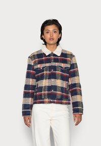 Levi's® - TRUCKER - Light jacket - dark blue - 0