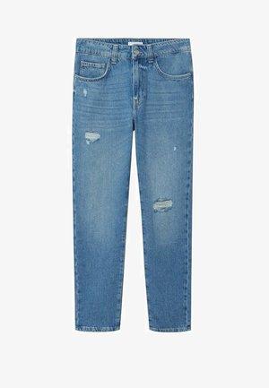 DANNY - Jeansy Straight Leg - bleu moyen