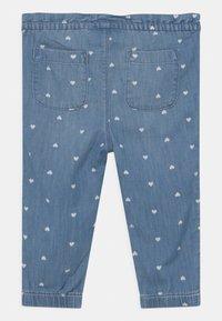 GAP - TODDLER GIRL  - Relaxed fit jeans - blue denim - 1
