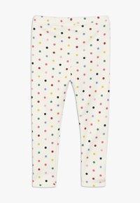 GAP - TODDLER GIRL ARCH - Leggings - multi/milk/pink - 1