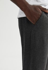 DeFacto - Tracksuit bottoms - anthracite - 3