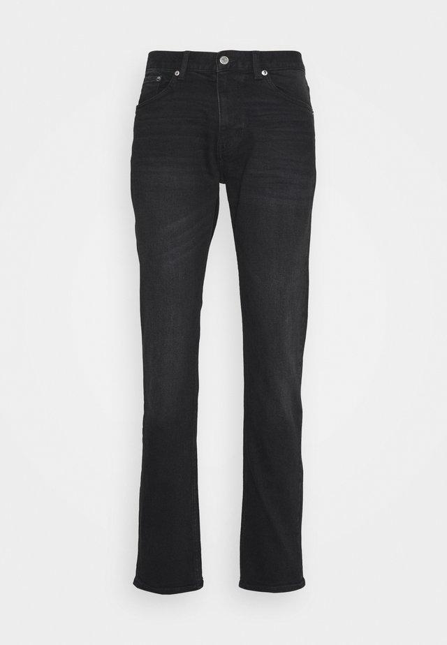 EASY - Jeans straight leg - almost black
