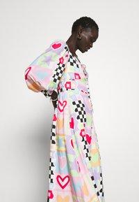 Olivia Rubin - ALANA - Day dress - cut and paste - 3