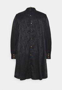 Pieces Curve - PCDIVINE DRESS - Day dress - black - 1