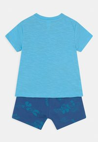 OVS - SET - Print T-shirt - blue radiance - 1
