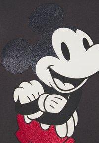 ONLY - ONLDISNEY LIFE MOUSE GLITTER  - Print T-shirt - phantom - 5
