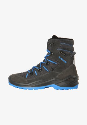 RUFUS GTX - Winter boots - anthrazit (201)