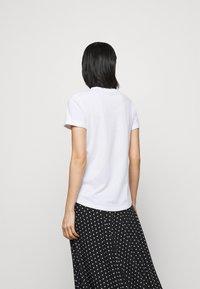 Lauren Ralph Lauren - UPTOWN - T-shirts med print - white - 2