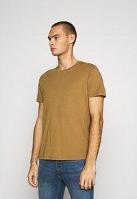 Burton Menswear London - SHORT SLEEVE CREW 10 PACK - T-shirt basic - charcole/navy - 3