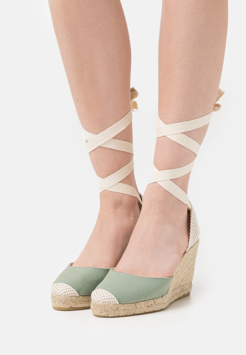 Office - MARMALADE - High heeled sandals - green