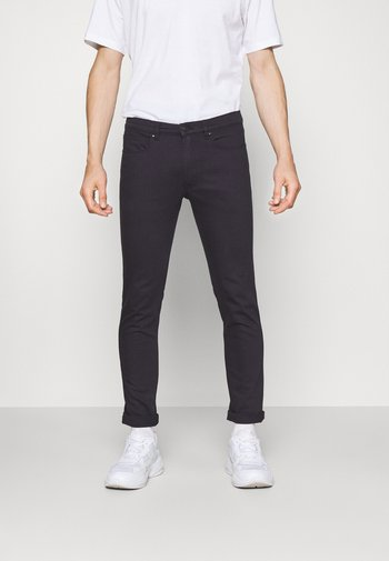 Jeans straight leg - dark grey