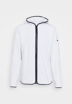 THERMA FIT VICTORY HOODIE - Fleece jacket - photon dust/black