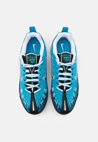 Nike Sportswear - AIR VAPORMAX 360 - Zapatillas - laser blue/black/white/light smoke grey/reflect silver - 3