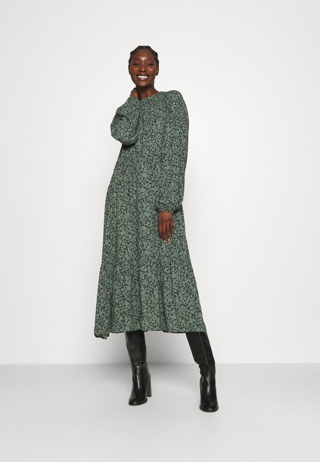 DRESS VIOLA - Sukienka letnia - light dusty green