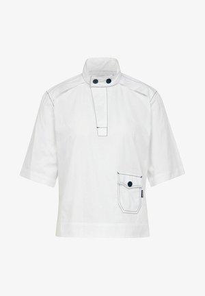 SWEDISH COLLAR SHIRT - Blouse - white