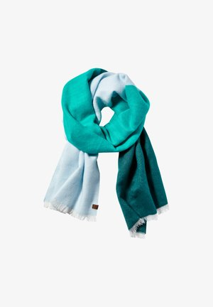 COLORBLOCKED  - Scarf - skyway
