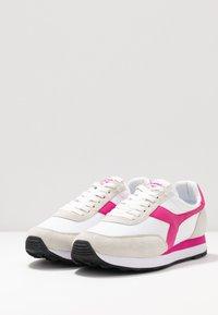 Diadora - KOALA - Trainers - white/azalea - 4