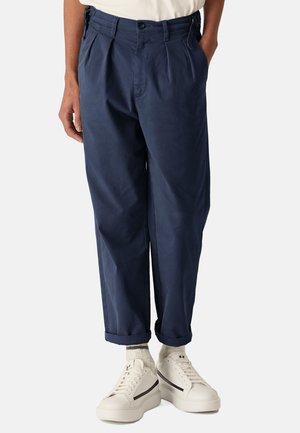 STELVIO - Trousers - blue