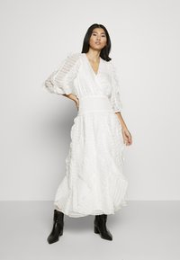Stevie May - SANCTUARY MIDI DRESS - Day dress - white - 0