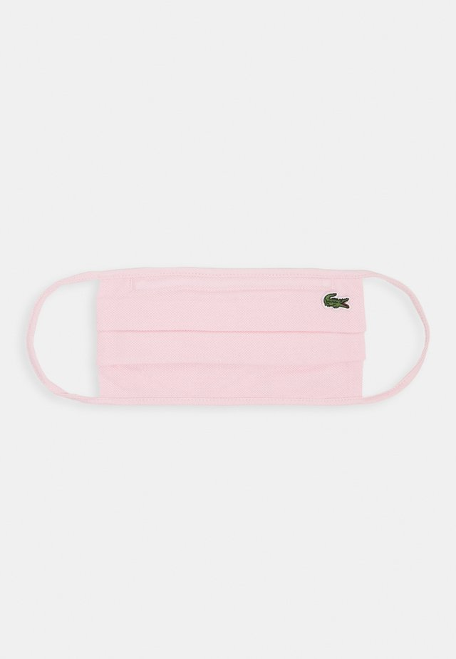 UNISEX 3 PACK - Mascarilla de tela - light pink