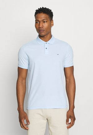 REFINED LOGO SLIM FIT - Pikeepaita - blue
