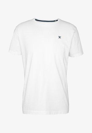LOGO TEE - Basic T-shirt - white