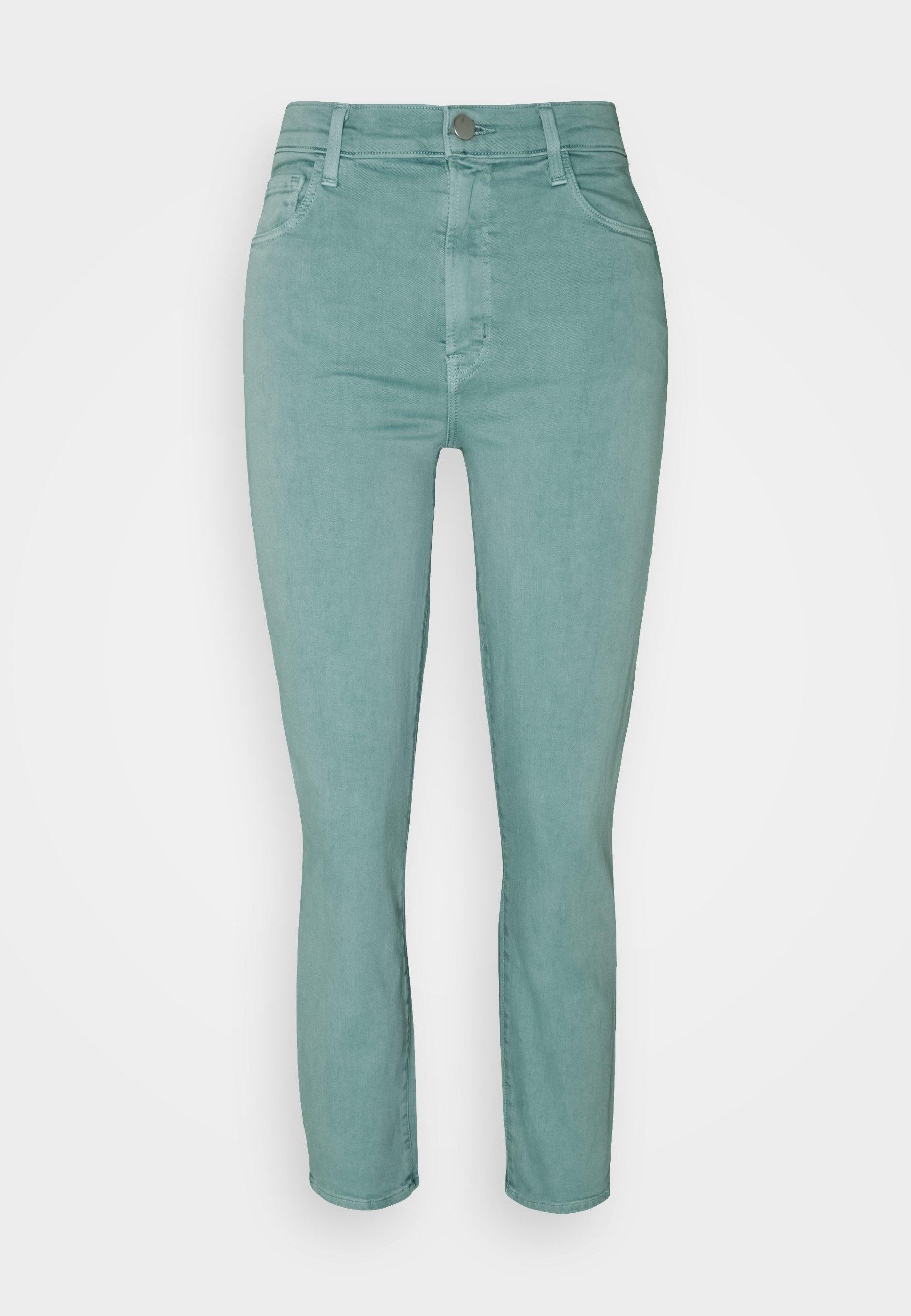 Women ALMA HIGH RISE CROP - Jeans Skinny Fit