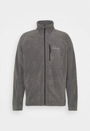 Fleece jacket - city grey
