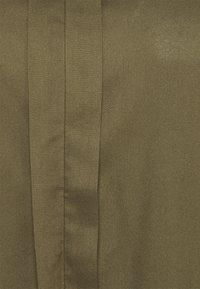 ONLY Carmakoma - CARMUMI KNEE DRESS - Day dress - grape leaf - 2