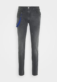 TITANIUM MAX - Slim fit jeans - medium grey
